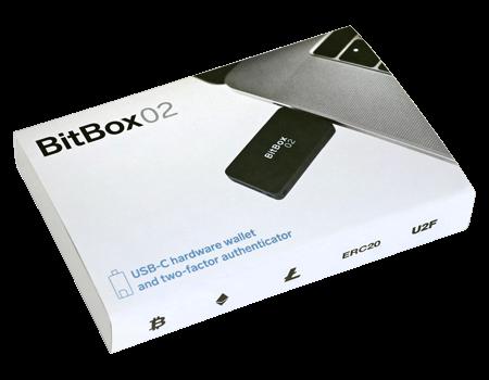 BitBox02 Box