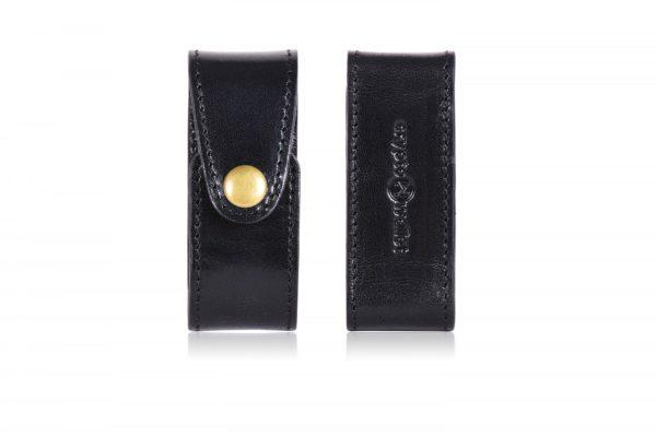 Ledger Nano S Leather Case Black