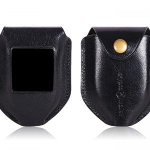 Trezor Model T Black Leather Case